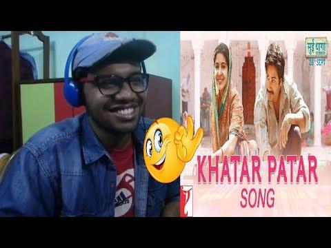 Khatar Patar Song Sui Dhaaga - Made in India Anushka Sharma,Varun Dhawan Papon Reaction & Thoughts