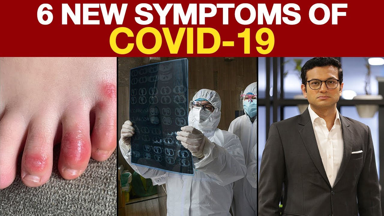 6 New Symptoms Of Coronavirus Have Been Found | NewsMo
