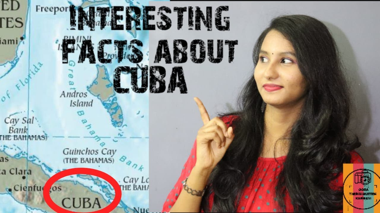 Interesting Facts about CUBA 🤫