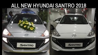 Hyundai Santro 2018 Detailed WalkAround