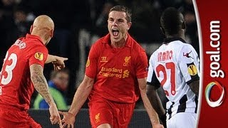 Udinese 0-1 Liverpool: Two objectives achieved for Rodgers