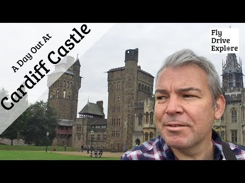 A Day Out At Cardiff Castle, Wales