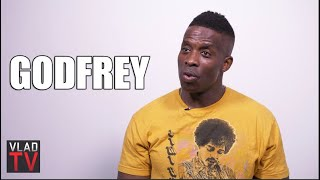 Godfrey on His Friendship with Malik Yoba, Surprised at His Trans-Attraction (Part 7)