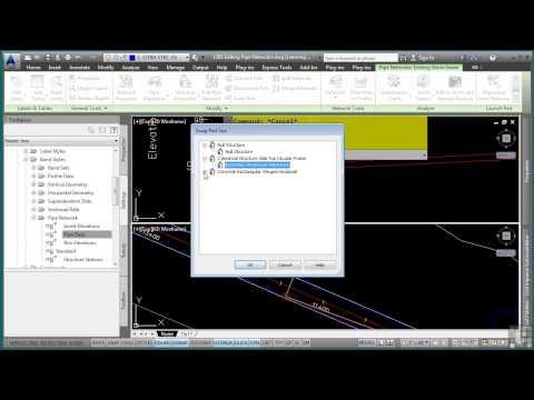 Civil - AutoCAD Civil 3D - Utilities