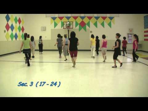 Divine Line - Robbie McGowan Hickie - Line Dance