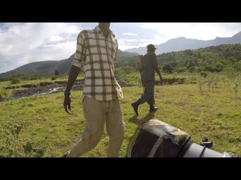 Arusha NP. walking safari. feb-2017