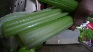 How To Juice Celery Recipe Thumbnail