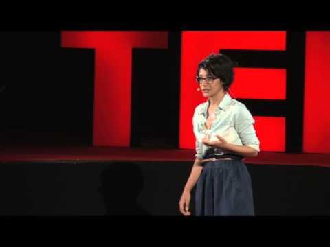 Je vous souhaite surtout d'être vous: Leila Sassi at TEDxCarthage