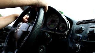 How to Replace Dash Lights - Honda CIvic 2002 Manual