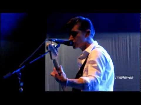 Arctic Monkeys (HD 1080) The View From The Afternoon - Chicago 2012-03-19 - United Center