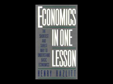 Henry Hazlitt: Economics in One Lesson Audio Book