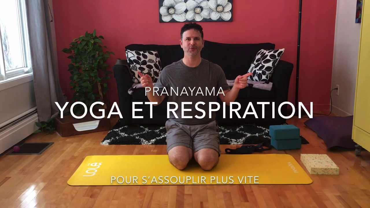 Yoga et respiration 1
