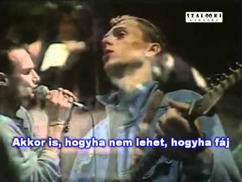 Republic - Szeretni valakit valamiér karaoke