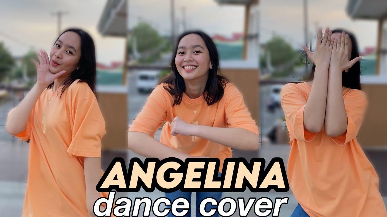 ANGELINA TIKTOK DANCE CHALLENGE (Austin Ong Choreography) | Nina Rica