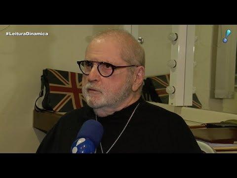 """Jô Soares volta ao teatro e garante: """"Não estou encerrando a carreira"""""""
