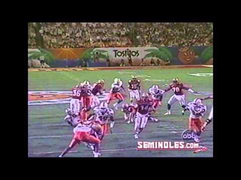 Greg Jones Runs Over a Hurricane
