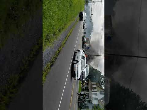 Fatal accident on 422, Wernersville, 2