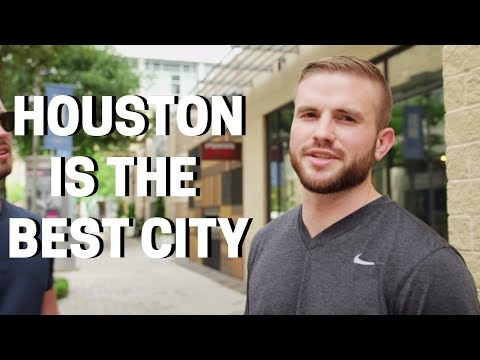 Houston, Texas Is The Center Of Oil And Gas | Vlog 008