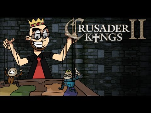 Northernlion Plays: Crusader Kings II: The Old Gods! [Episod