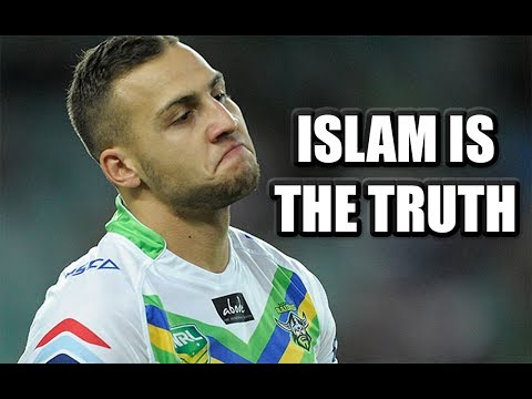 Blake Ferguson Converts to Islam - November 2013