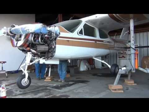1976 Cessna 177 RG II Cardinal Retract Test