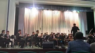 Видео с концерта Государственного Академического оркестра народных инструментов Узбекистана.