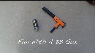 fun with a bb gun