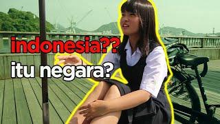 Download Video SEBERAPA TAU CEWEK JEPANG INI DENGAN INDONESIA!!! MP3 3GP MP4