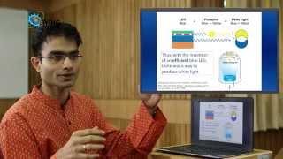 Physics Nobel Prize 2014 explained by Dr Uday Khankhoje, IIT-Delhi
