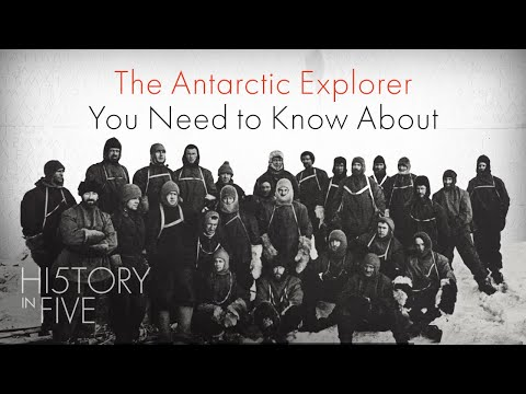 The Fascinating Story of Ernest Shackleton