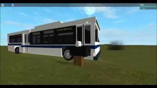 ROBLOX MTA bus confusion