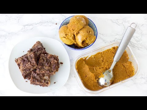 HEALTHY DESSERT RECIPES! QUICK HEALTHY TREATS FOR THE HOLIDAYS!