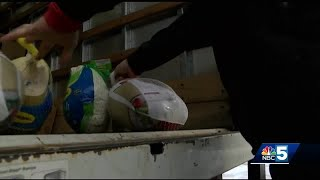 Community organization collects 610 turkeys for food shelf