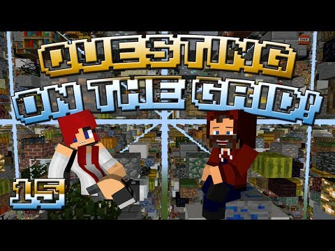 """IT DOES NOTHING!"" QUESTING ON THE GRID w/ HEATHER #15"