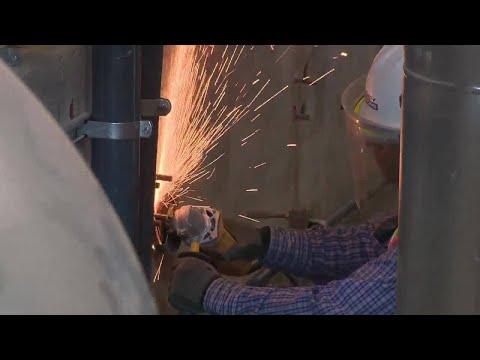 Video: KSAT gets sneak peek of SAWS desalination plant