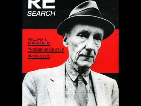 Interview with Genesis P-Orridge discussing William Burroughs - 1981