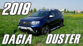 Dacia Duster (2018) Prestige 1.5 dCi 110 / 109KM - test, recenzja, review popularnego SUV-a