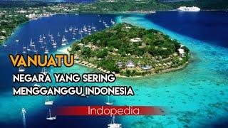 Sekilas Tentang Negara Vanuatu