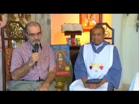 Conozca al Autor Católico de Panamá, Claudio de Castro - programa Kerigma de Amor