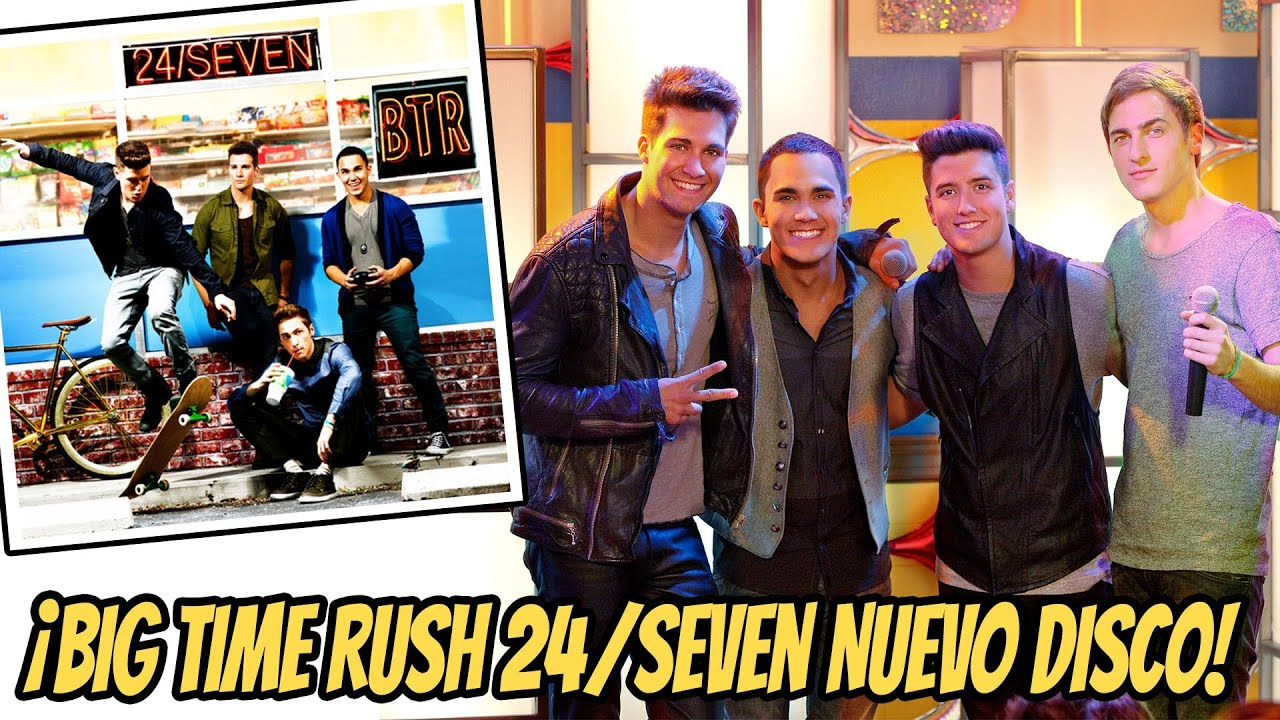 Btr 24 seven lyrics