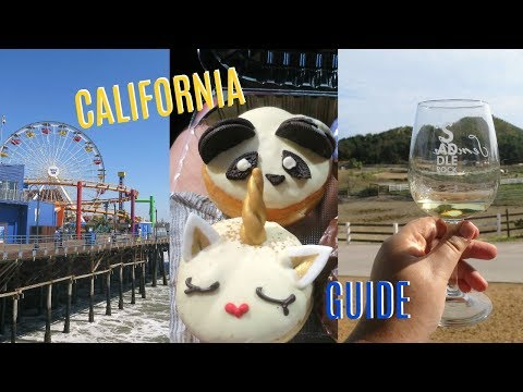 Los Angeles & San Diego Travel Guide