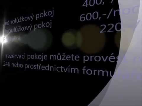 Penzion Kameňák -Kamenný Újezd