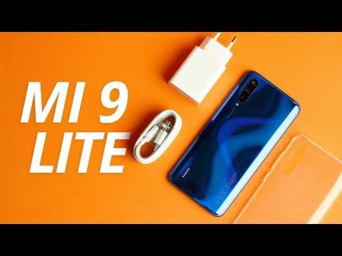 Xiaomi Mi 9 Lite: um super intermediário [Unboxing]
