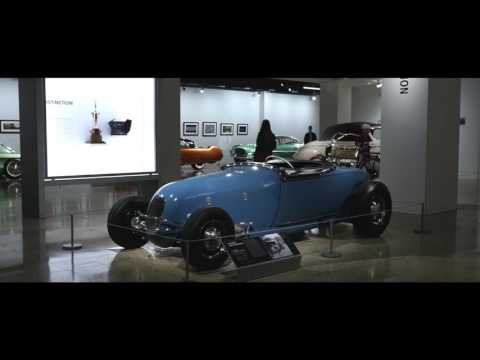 The Petersen Museum - The Hot Rod Perspective
