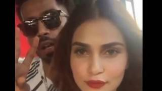 Hardik Pandya's girlfriend Lisha Sharma's pictures confirms
