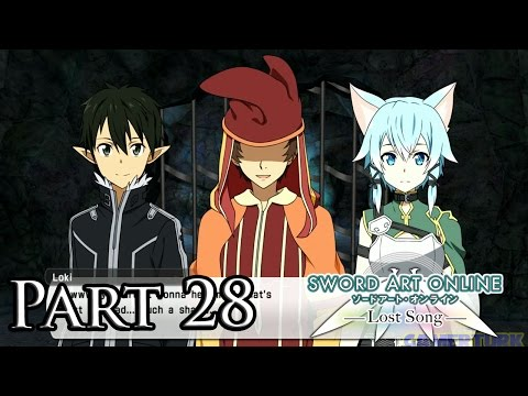 Sword Art Online: Lost Song - Loki, God of Mischief! [Part 28][PS4]