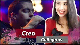 CREO - CALLEJEROS *Video Reacción* Darita