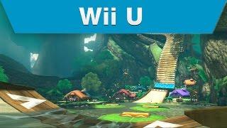 Wii U - Mario Kart 8 Wild Woods Course Trailer