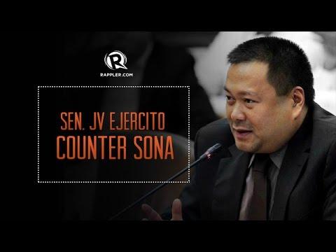 Ang Tunay na Kalagayan ng Lipunan by JV Ejercito