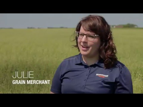 Julie's Experience Working at Richardson International